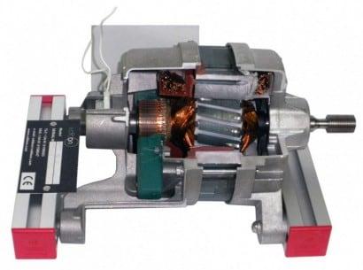 CUTAWAY UNIVERSAL MOTOR - EMT12-S