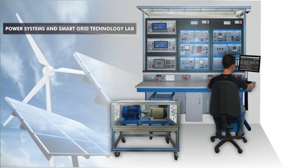 POWER SYSTEMS AND SMART GRID TECHNOLOGY LABORATORY - AEL-5