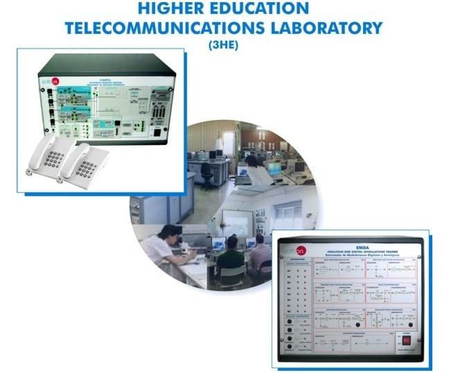 HIGHER EDUCATION TELECOMMUNICATIONS LABORATORY - 3HE
