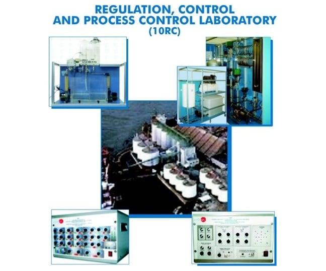 REGULATION, CONTROL AND PROCESS CONTROL LABORATORY - 10RC