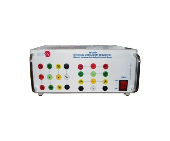 ELECTRIC POWER DATA ACQUISITION SYSTEM - MUAD