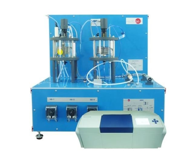 COMPUTER CONTROLLED BATCH ENZYME REACTOR - QREC