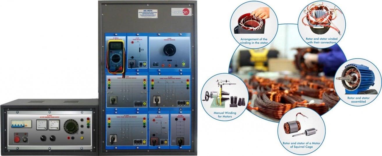 MOTORS, GENERATORS AND TRANSFORMERS CONSTRUCTION APPLICATION - AEL-MGTC