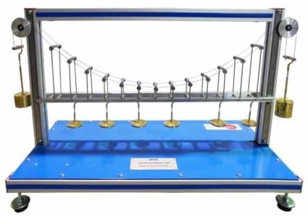 SUSPENSION BRIDGE UNIT - MVS
