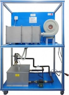 COMPUTER CONTROLLED WATER-TO-AIR HEAT EXCHANGER UNIT - TIAAC