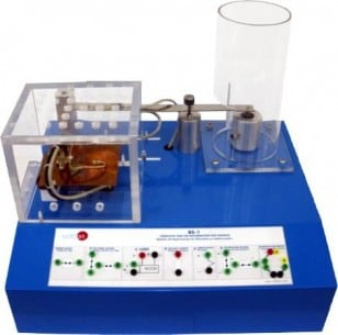 VIBRATIONS AND/OR DEFORMATIONS TEST MODULE - BS1