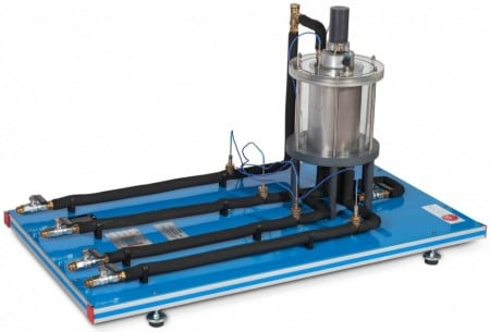 JACKETED VESSEL HEAT EXCHANGER FOR TICC - TIVE