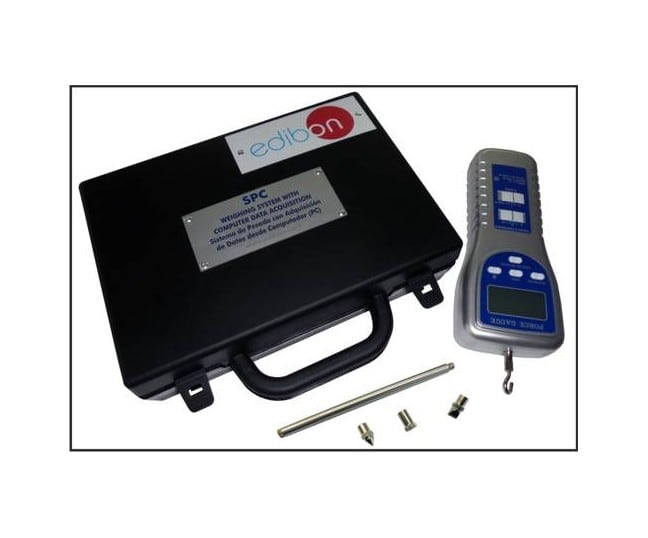 WEIGHING SYSTEM, WITH COMPUTER DATA ACQUISITION - SPC