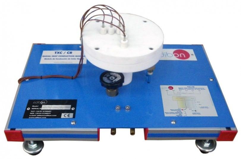 RADIAL HEAT CONDUCTION MODULE FOR TSTCC - TXC/CR