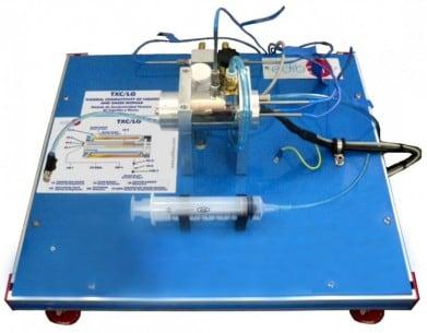 THERMAL CONDUCTIVITY OF LIQUID AND GAS MODULE FOR TSTCC - TXC/LG
