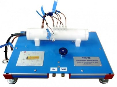 THREE AXES HEAT TRANSFER MODULE FOR TSTCC - TXC/TE