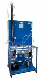 COMPUTER CONTROLLED FALLING FILM EVAPORATOR - EPDC/C