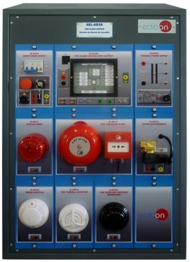 FIRE ALARM ADVANCED APPLICATION - AEL-AD3A