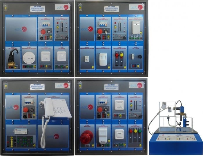CONTROL APPLICATION FOR HOME ELECTRIC SERVICE THROUGH THE TELEPHONE - AEL-AD25A