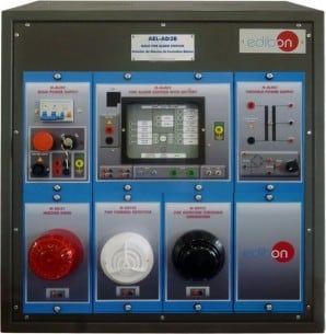 FIRE ALARM APPLICATION - AEL-AD3B