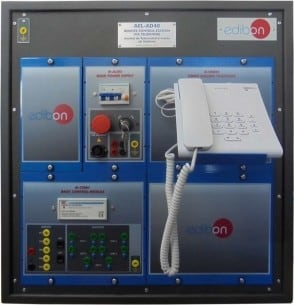 REMOTE CONTROL APPLICATION VIA TELEPHONE - AEL-AD40