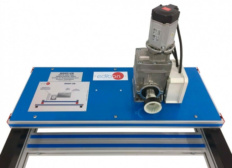 DRIVE UNIT FOR TRIBOLOGICAL TESTS - MEMT-UB