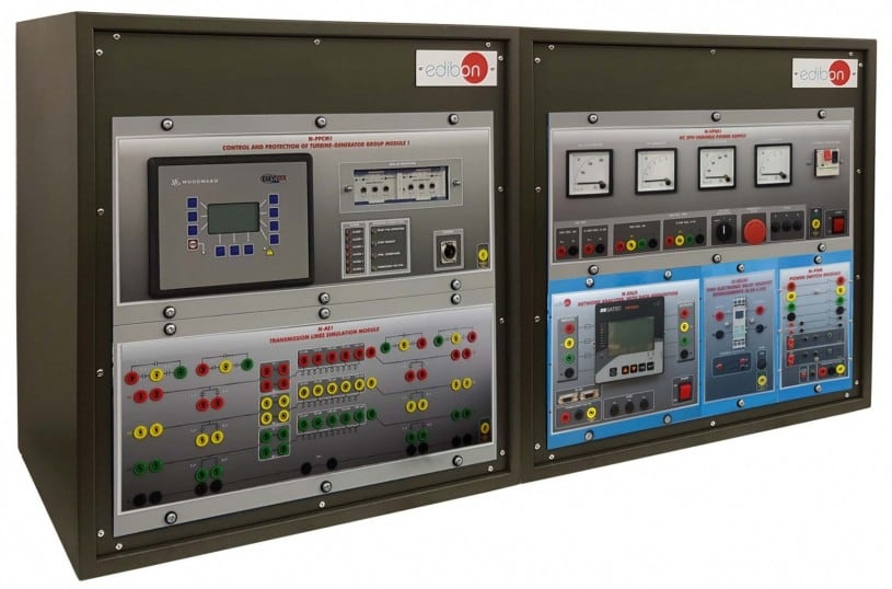 PARALLEL AND SERIES TRANSMISSION LINES APPLICATION - AEL-TI-05