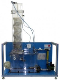 COMPUTER CONTROLLED BENCH TOP COOLING TOWER - TTEC