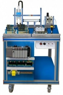 PIECES MANIPULATOR WORKSTATION - AE-PLC-MPS
