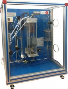 COMPUTER CONTROLLED STEAM TO WATER HEAT EXCHANGER - TIVAC