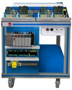 AC CONVEYOR BELT WORKSTATION - AE-PLC-CTCA