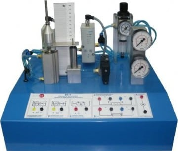PNEUMATIC TEST MODULE - BS9