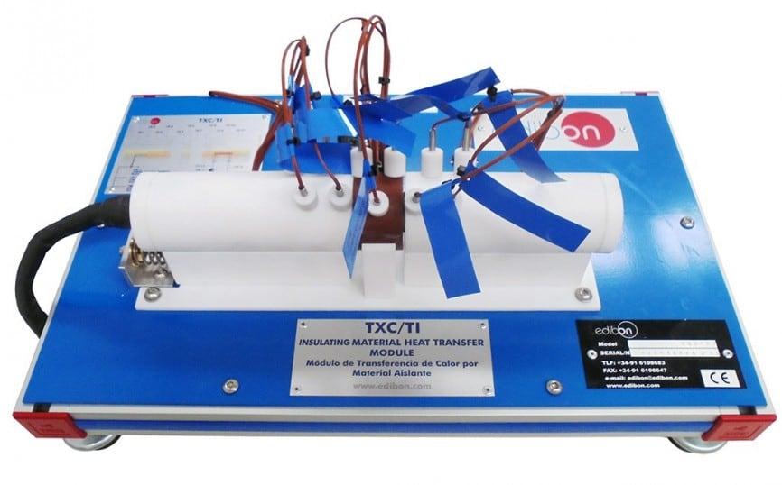 INSULATING MATERIAL HEAT TRANSFER MODULE FOR TSTCC - TXC/TI