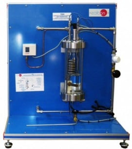 COMPUTER CONTROLLED BOILING HEAT TRANSFER UNIT - TCEC