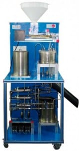 SOLID-LIQUID EXTRACTION UNIT - UESLB