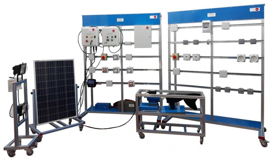 WIRING INSTALLATION TRAINING FOR POWER GENERATION HYBRID SYSTEMS - WIT-PGH