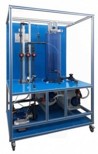 COMPUTER CONTROLLED VERTICAL THREE-PHASE SEPARATOR - VTSC