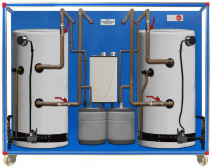 WATER HEATERS TRAINING UNIT - WHT