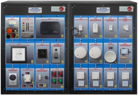 AUTOMATION SYSTEMS APPLICATION WITH Z-WAVE TECHNOLOGY - AEL-ZWAVE