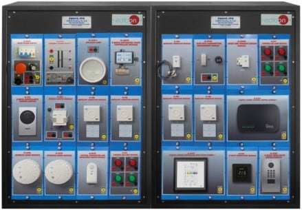 Z-WAVE FLOODING, FIRE AND GAS SECURITY SYSTEM - ZWAVE-FFG