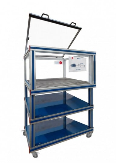 MOBILE STRUCTURE FOR MDU - MDU-MLB