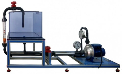CENTRIFUGAL PUMP BENCH - PBCB