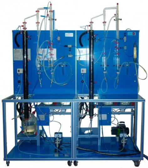 DOUBLE EFFECT RISING FILM EVAPORATOR - EDPAB