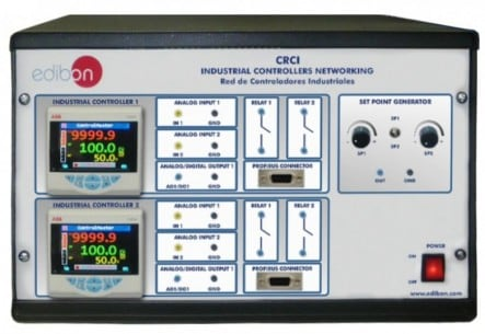 INDUSTRIAL CONTROLLERS NETWORKING - CRCI