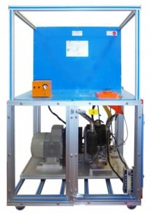 COMPUTER CONTROLLED TEST BENCH FOR SINGLE-CYLINDER ENGINES, 7.5 KW - TBMC8