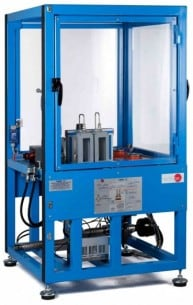 COMPUTER CONTROLLED TEST BENCH FOR SINGLE-CYLINDER AND TWO-CYLINDERS ENGINES, 11 KW - TBMC12