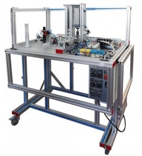 PIECES FEEDER WORKSTATION - AE-PLC-APS