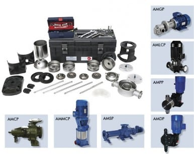 ASSEMBLY AND MAINTENANCE OF PUMPS - AMP