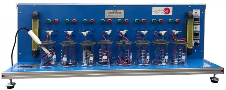 COMPUTER CONTROLLED CORROSION STUDY UNIT - EECC