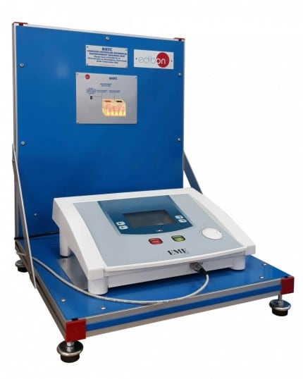 COMPUTER CONTROLLED BIOMEDICAL ELECTROTHERAPY TEACHING UNIT - BIETC