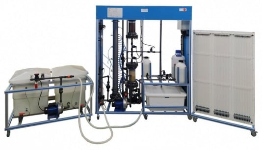 COMPUTER CONTROLLED WATER TREATMENT PLANT 2 - PPTAC/2