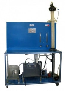 COMPUTER CONTROLLED GAS WASHING PROCESSING PLANT - PLGC