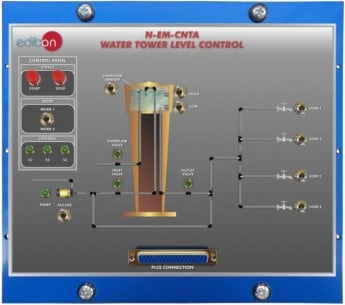 WATER TOWER LEVEL CONTROL  - N-EM-CNTA