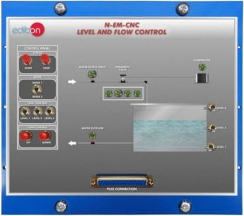 LEVEL AND FLOW CONTROL  - N-EM-CNC