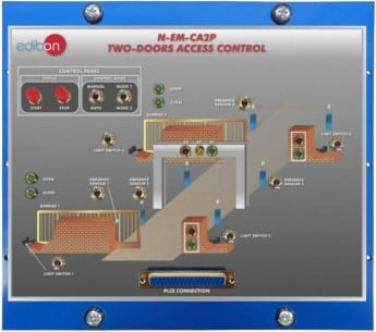 TWO-DOORS ACCESS CONTROL  - N-EM-CA2P